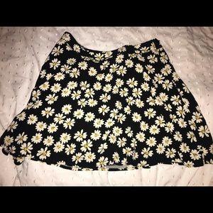 Floral skirt forever 21